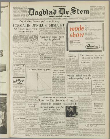 de Stem 1956-09-15