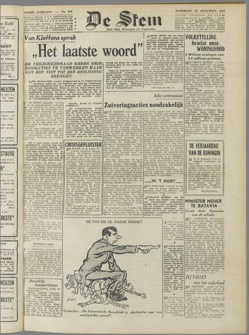de Stem 1947-08-23