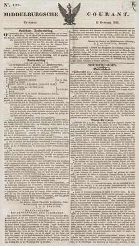 Middelburgsche Courant 1834-10-11