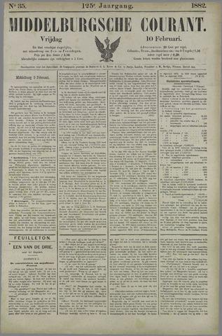 Middelburgsche Courant 1882-02-10