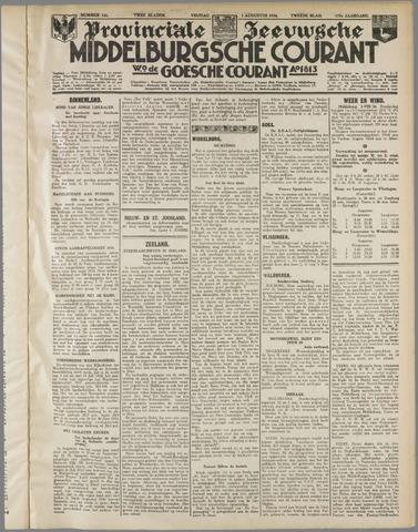 Middelburgsche Courant 1934-08-03