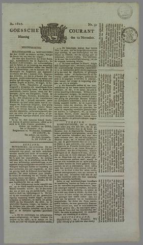 Goessche Courant 1827-11-12