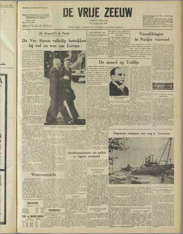de Vrije Zeeuw 1961-06-02