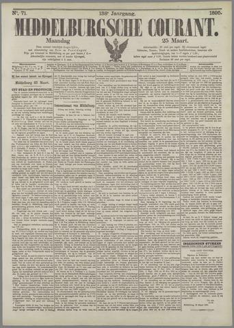 Middelburgsche Courant 1895-03-25