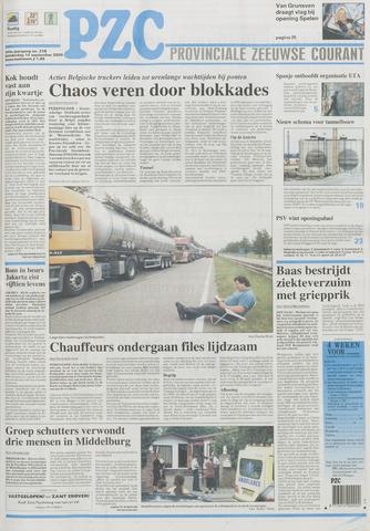 Provinciale Zeeuwse Courant 2000-09-14
