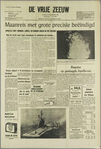de Vrije Zeeuw 1968-12-28