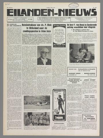 Eilanden-nieuws. Christelijk streekblad op gereformeerde grondslag 1976-07-02