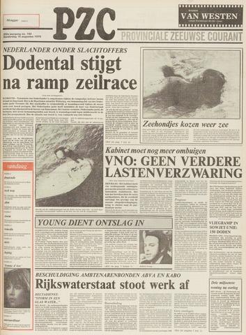 Provinciale Zeeuwse Courant 1979-08-16