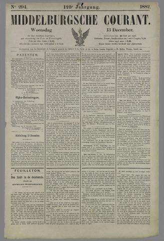 Middelburgsche Courant 1882-12-13