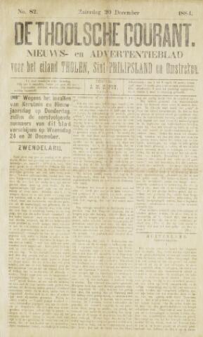 Ierseksche en Thoolsche Courant 1884-12-20