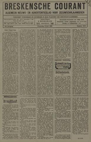 Breskensche Courant 1925-06-10
