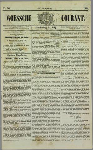 Goessche Courant 1861-07-25