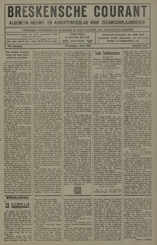 Breskensche Courant 1925-04-01