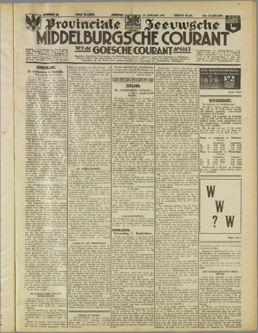 Middelburgsche Courant 1938-01-25