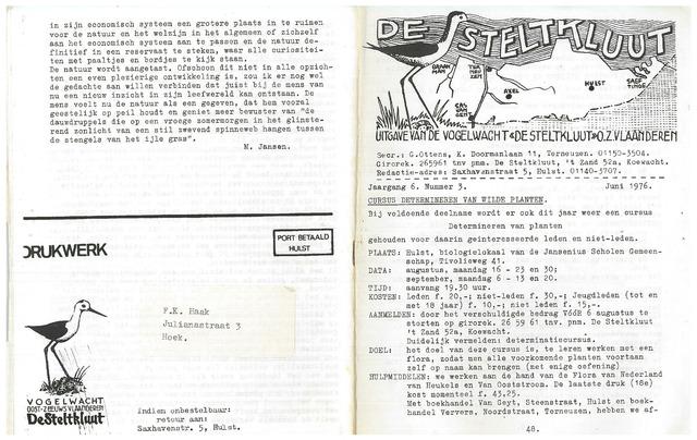de Steltkluut 1976-06-01