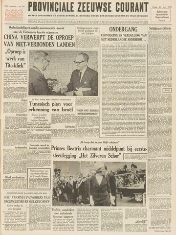 Provinciale Zeeuwse Courant 1965-04-23