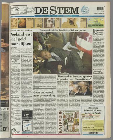 de Stem 1996-09-20