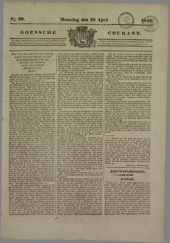 Goessche Courant 1843-04-10