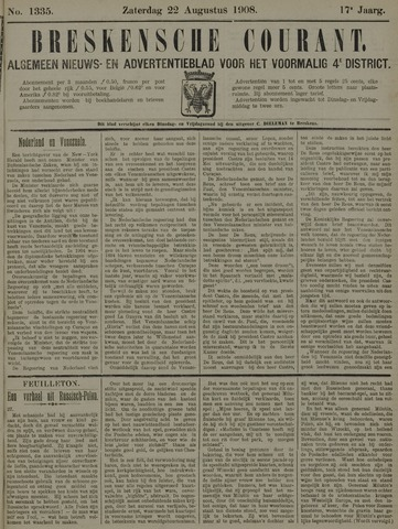 Breskensche Courant 1908-08-22