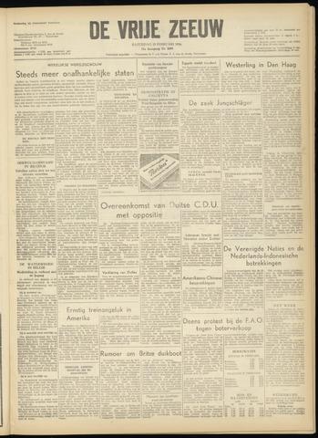 de Vrije Zeeuw 1956-02-25