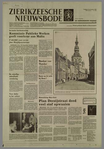 Zierikzeesche Nieuwsbode 1981-11-13