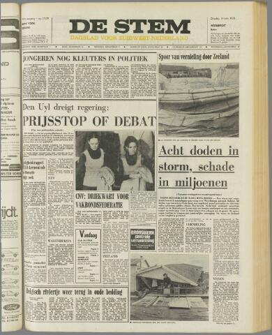 de Stem 1972-11-14