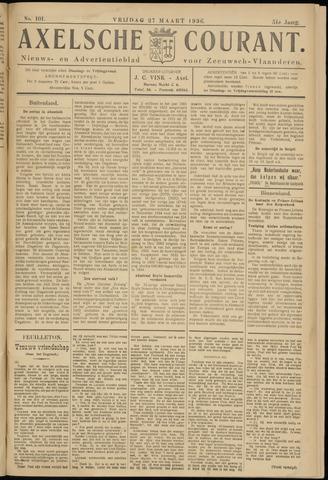 Axelsche Courant 1936-03-27