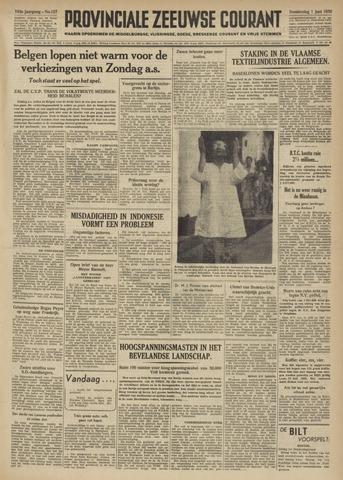 Provinciale Zeeuwse Courant 1950-06-01