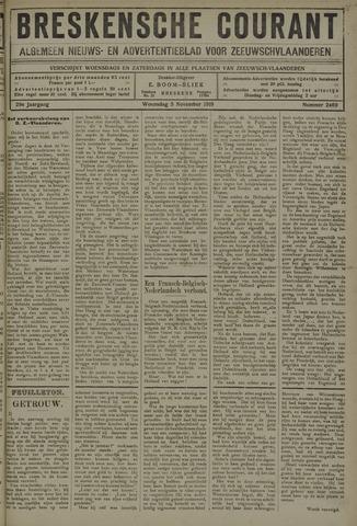 Breskensche Courant 1919-11-05