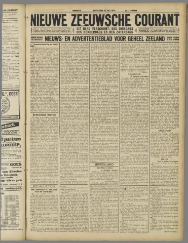 Nieuwe Zeeuwsche Courant 1925-07-23