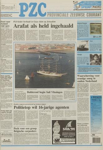 Provinciale Zeeuwse Courant 1994-07-02