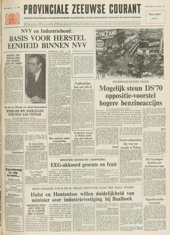 Provinciale Zeeuwse Courant 1972-11-02