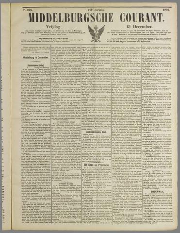 Middelburgsche Courant 1905-12-15