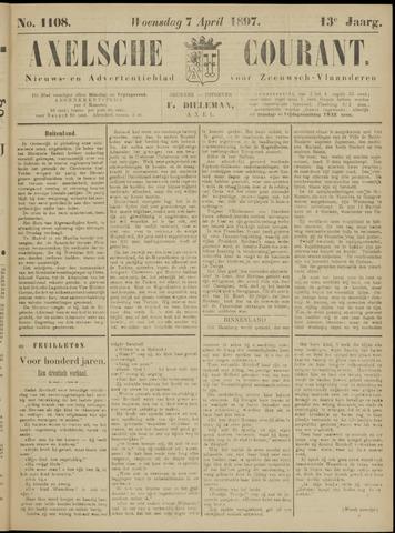 Axelsche Courant 1897-04-07
