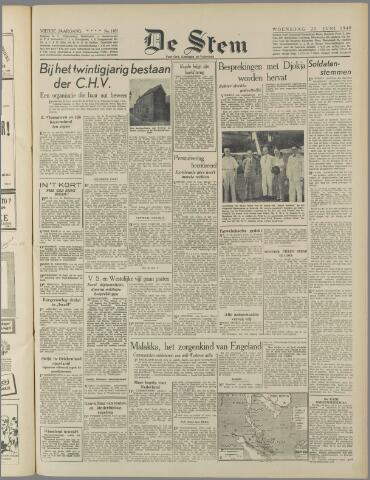 de Stem 1948-06-23
