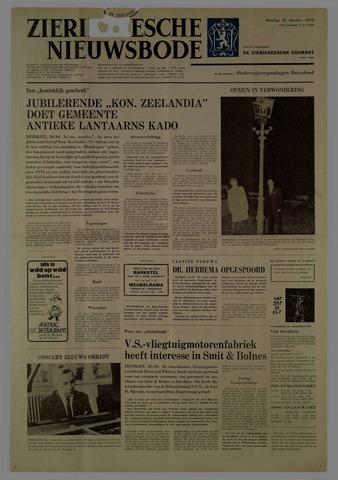 Zierikzeesche Nieuwsbode 1975-10-21
