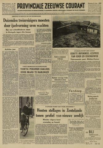 Provinciale Zeeuwse Courant 1956-01-31