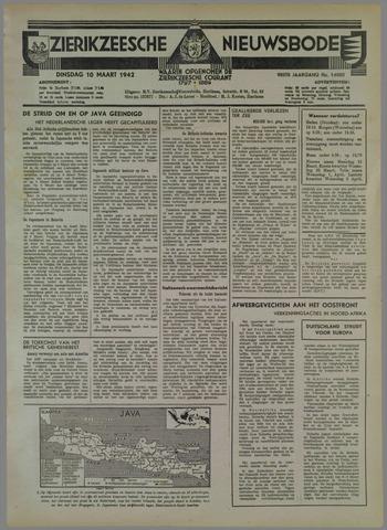 Zierikzeesche Nieuwsbode 1942-03-10