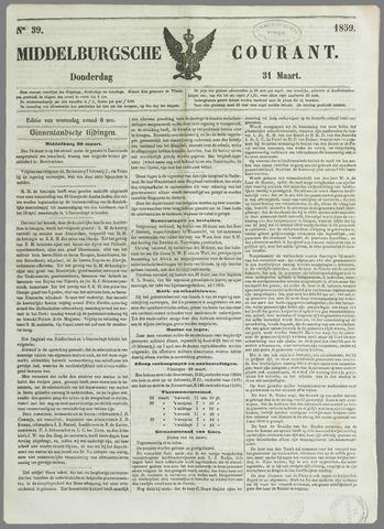 Middelburgsche Courant 1859-03-31