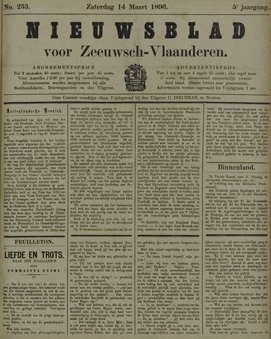Nieuwsblad voor Zeeuwsch-Vlaanderen 1896-03-14