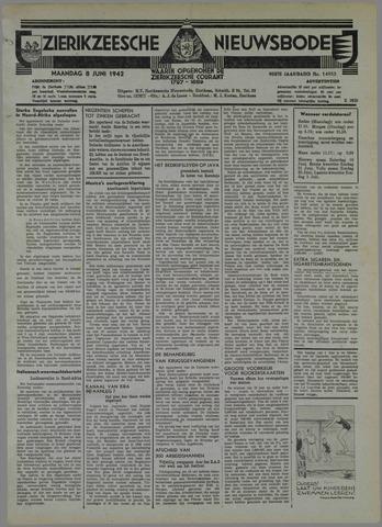 Zierikzeesche Nieuwsbode 1942-06-08