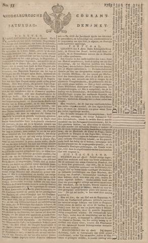 Middelburgsche Courant 1785-05-07