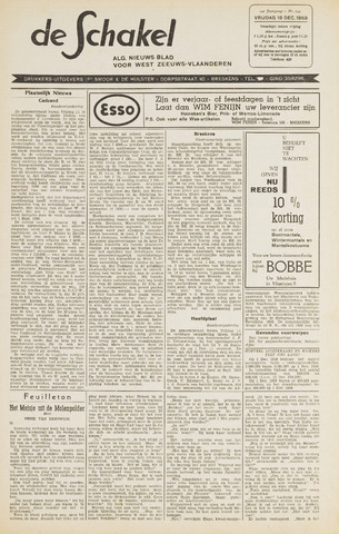 De Schakel 1959-12-18