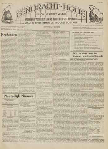 Eendrachtbode (1945-heden)/Mededeelingenblad voor het eiland Tholen (1944/45) 1959-05-01
