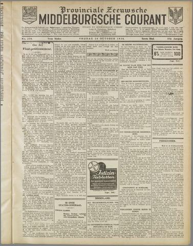 Middelburgsche Courant 1930-10-24