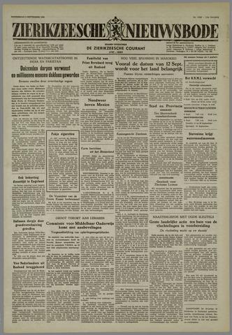 Zierikzeesche Nieuwsbode 1955-09-08