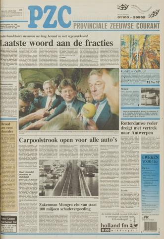 Provinciale Zeeuwse Courant 1994-08-12