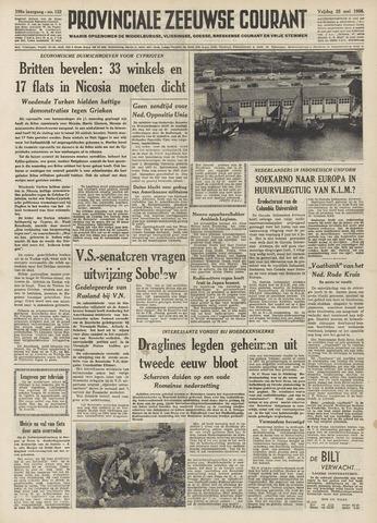 Provinciale Zeeuwse Courant 1956-05-25