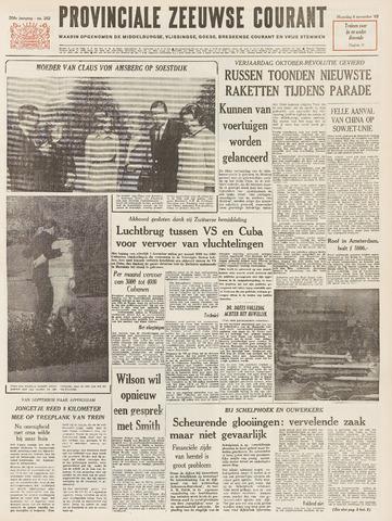 Provinciale Zeeuwse Courant 1965-11-08