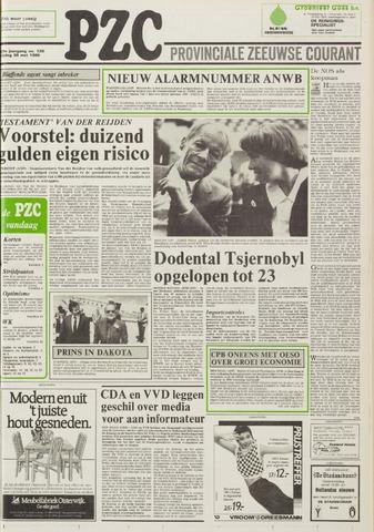 Provinciale Zeeuwse Courant 1986-05-30